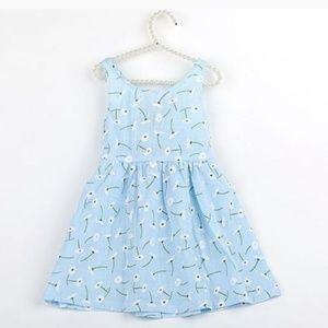 3T Daisy Dress with Bow